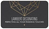 Lambert Decorating - Female Owned & Operated