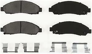 2004-2008  CHEV CANYON COLORADO TRUCK FRONT PADS