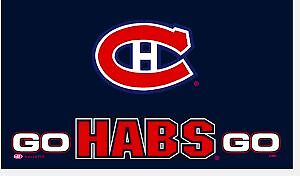 Montreal Canadiens habs every game available ! Reds/Whites/Blues