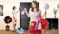 Fast, Friendly and Affordable Cleaning Service