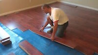 ** LAMINATE AND ENGINEERED FLOORING INSTALLATION SERVICES! **
