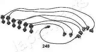 Ignition Cable Kit JAPANPARTS IC-248