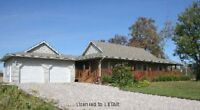 Country Home almost 10 Acres, Pool and large workshop