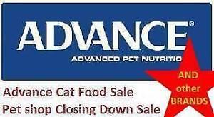 CAT FOOD SALE . ONLINE PET SHOP CLOSING DOWN Melbourne CBD Melbourne City Preview