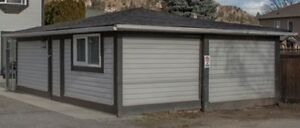 Secure Garage Storage Space for Rent
