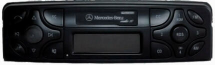 Mercedes-Benz Audio 10 BE6020 Radio Cassette Soundlabs Group Ruse Campbelltown Area Preview