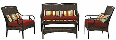 Brown Jordan Services 40494PC Patio Table and Chairs