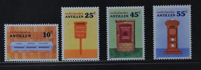 NA NVPH 846-49 Brievenbussen 1986 Postfris