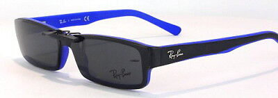 Custom Fit Polarized CLIP-ON Sunglasses For Ray-Ban RB5246 5