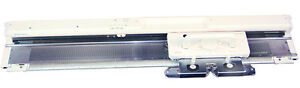 SK840 Knitting Machine and SRP60N Ribbe ribber - brand new West Island Greater Montréal image 2