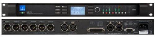 LAKE LM26 Digital Loudpeaker Processor - New!- Free US Ship* - prosounduniverse