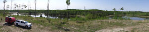 Lamont County 160 ac land right along Elk Island Park fenceline!