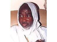 Sheikh Ali - Alsaed Spiritual Healer, Clairvoyant & Psychic