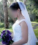 Barbara Calabro Wedding Dress Size 6 - Beautiful A Line Berowra Heights Hornsby Area Preview