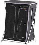 Regatta folding camping wardrobe/cupboard