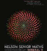 Nelson Senior Maths General 11