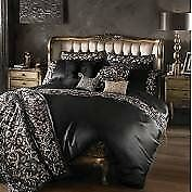 KYLIE MONOGUE LAZZARO KING SIZE QUILT COVER AND TWO PILLOW CASE COVERS