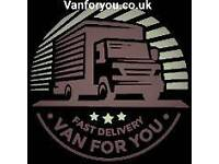 24/7 Man and van service house removals business move ikea delivery courier nationwide