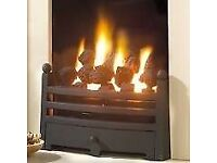 Flavel 'Waverley' inset tray gas fire in full working order and good condition