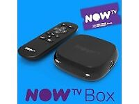 NOW TV BOX WITH 4 MONTHS SKY CINEMA