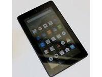 "Amazon Kindle Fire Tablet 7"" Display, Wi-Fi, 8 GB Black"
