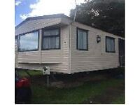 6 BERTH STATIC CARAVAN/HOLIDAY HOME FOR SALE - COMBE MARTIN, NORTH DEVON **SEA VIEW**