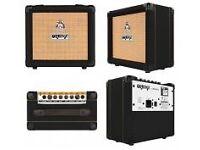 Orange Crush 12 Guitar Amp, 12 Watts