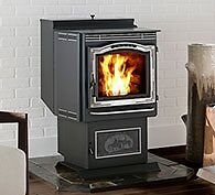 HARMON PELLET STOVES FOR HEAT AND LOOKS