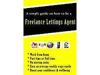 HOW TO BE COME A LETTINGS AGENT FROM HOME