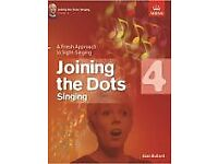 ABRSM Sight Singing Learning Books For Sale