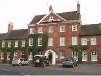 Hop Pole Hotel, Ollerton, Newark, Nottingham. Live in joint management couple required.