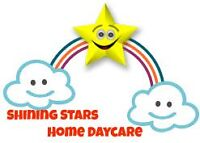 Shining Stars Home Daycare (Airport Hill) 2 spots for November