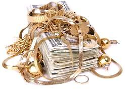 Wanted cash paid for gold and silver