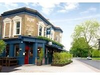 The Rye in Peckham is looking for Full & Part time waiting staff