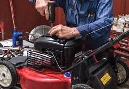 TUNE-UP YOUR PUSH LAWNMOWER