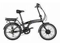 Coyote Connect Folding Electric Bike