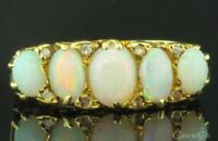 Lost: Gold Opal Ring