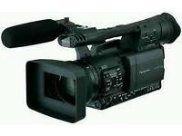 Panasonic AG-HMC151E WANTED!