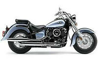 Yamaha VSTAR 650 with only 12,500 Miles