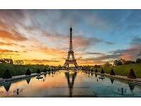 Belfast - Paris return flights