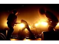 Twenty something Singer wanted for original rock band (KOL/Arctic monkeys/Kasabian)