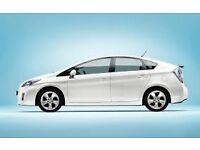 PCO CAR HIRE TOYOTA PRIUS/PRIUS PLUS HONDA INSIGHT HYBRID -SPECIAL OFFER £120 PW -MINIMUM DEPOSIT