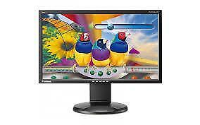 """ViewSonic VG2228wm-LED , 22"""" screen ,Full HD (1080p) 1920 x 1080 , 20.1 in x 9.1 in x 16.2 in - with stand..."""