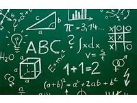Maths Tutor: Qualified Maths Teacher available to tutor