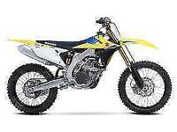 2018 SUZUKI RMZ450 | IN STOCK NOW! | 0% FINANCE | RM-Z 450 RM