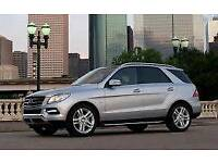 mercedes Ml one owner from new