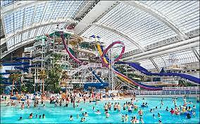 West Edmonton Mall Waterpark Passes WEM June 17th