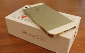 IPhone 5S in box and all accessories sim free unlocked to all networks