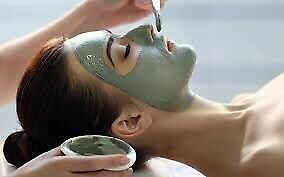 Dead Sea mud facials $55
