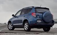 Parting Out 2011 Rav4 Blue